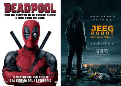 Deadpool | Lo Chiamavano Jeeg Robot