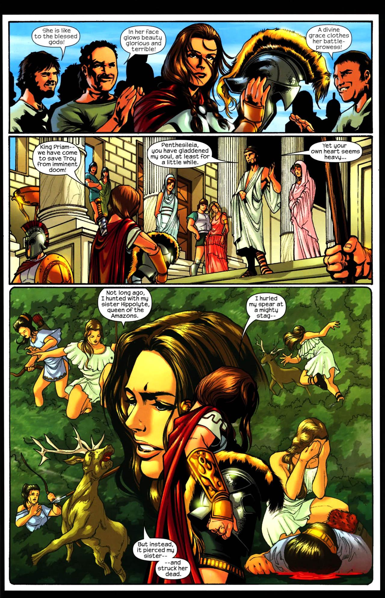 Read online Trojan War comic -  Issue #3 - 4