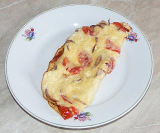 omleta, scrob, omleta cu branza si rosii, retete fel de mancare si mic dejun, retete culinare, retete de mancare,