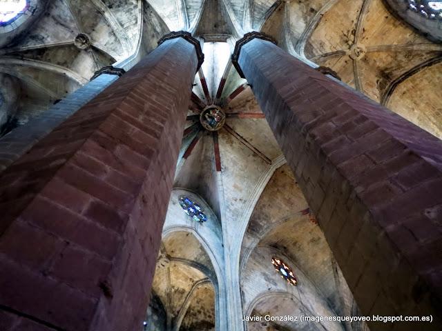 Iglesia Santa María del Mar - Barcelona - Santa María del Mar Chuch
