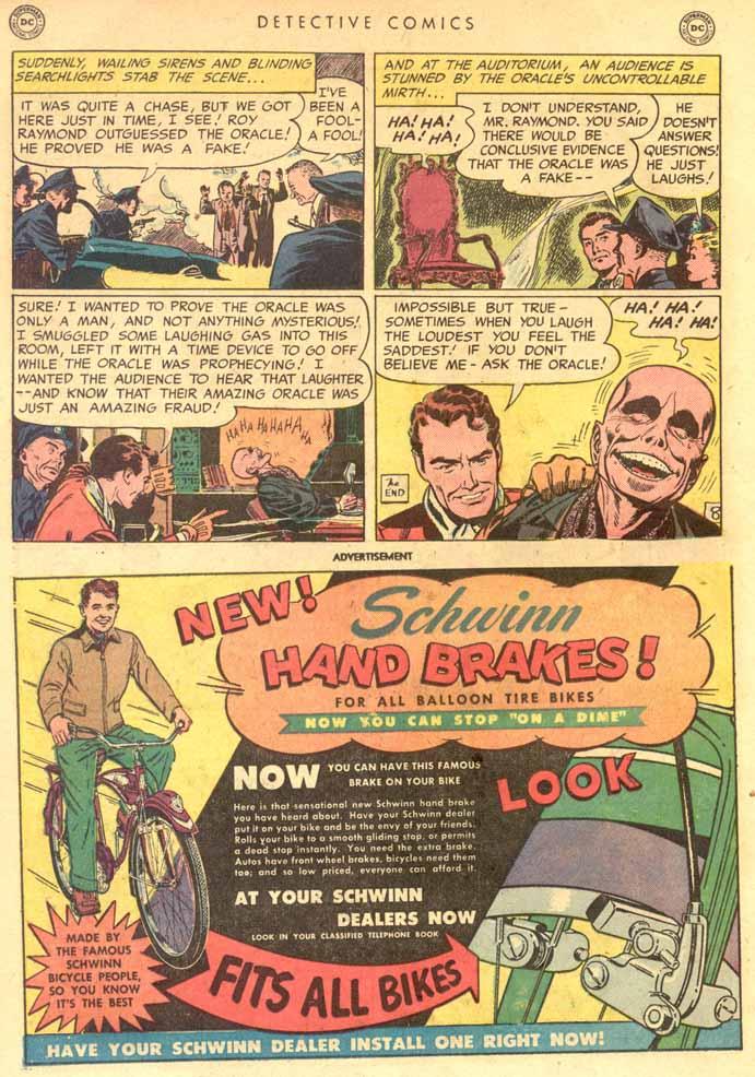 Read online Detective Comics (1937) comic -  Issue #160 - 24