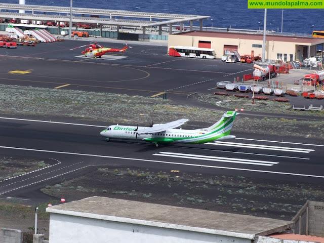 El Gobierno canario y la aerolínea Binter amplían las conexiones aéreas interinsulares para ajustarlas a la reactivación económica propiciada por la desescalada