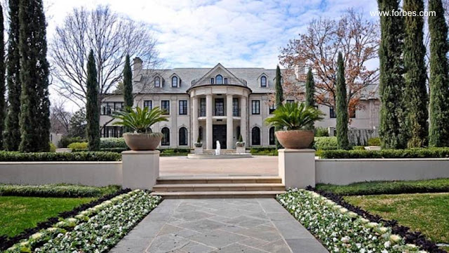 Gran mansión estilo Neo-clásico en Texas, Estados Unidos - 1927