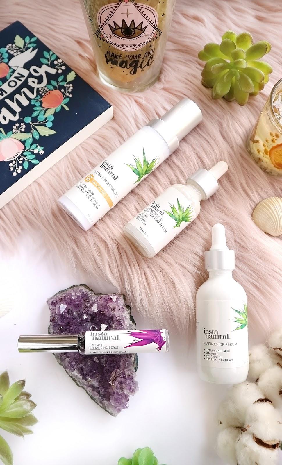 InstaNatural Skincare review