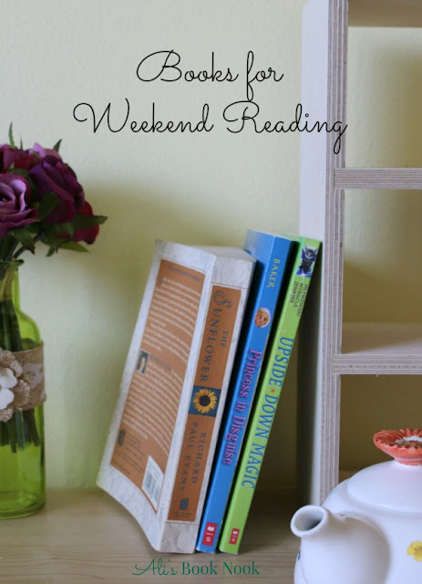 Weekend Reading books kids adults