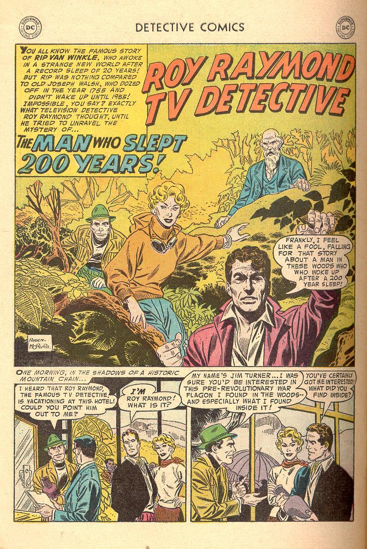 Detective Comics (1937) 222 Page 27
