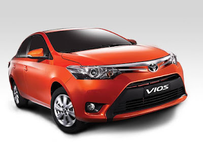2016 Toyota Vios facelift