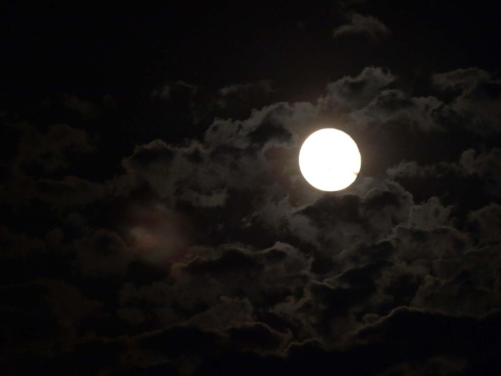 Picture of Super Moon taken June 2013