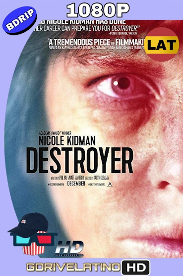 Destroyer: Una Mujer Herida (2018) BDRip 1080p Latino-Ingles MKV
