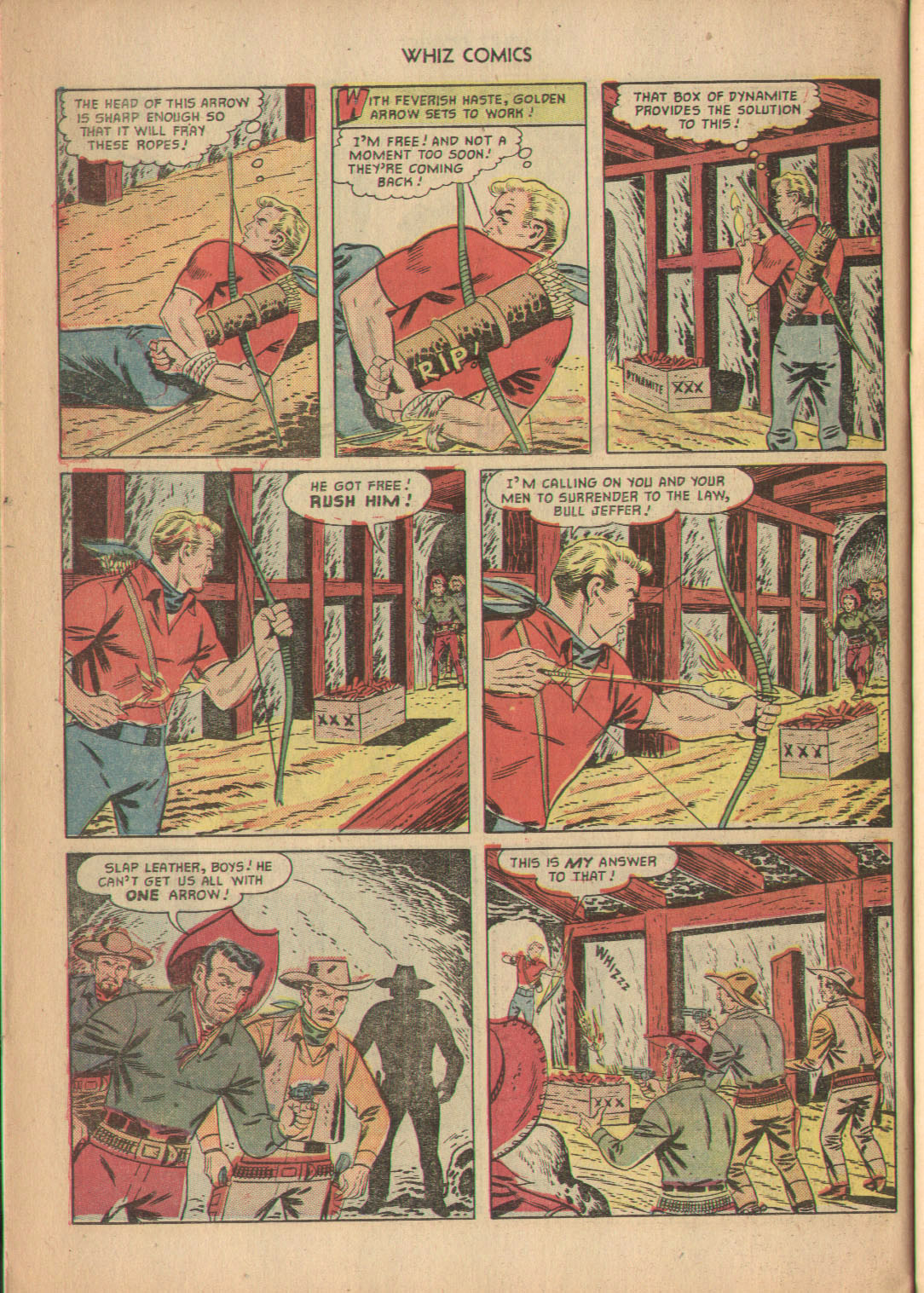 WHIZ Comics issue 137 - Page 26