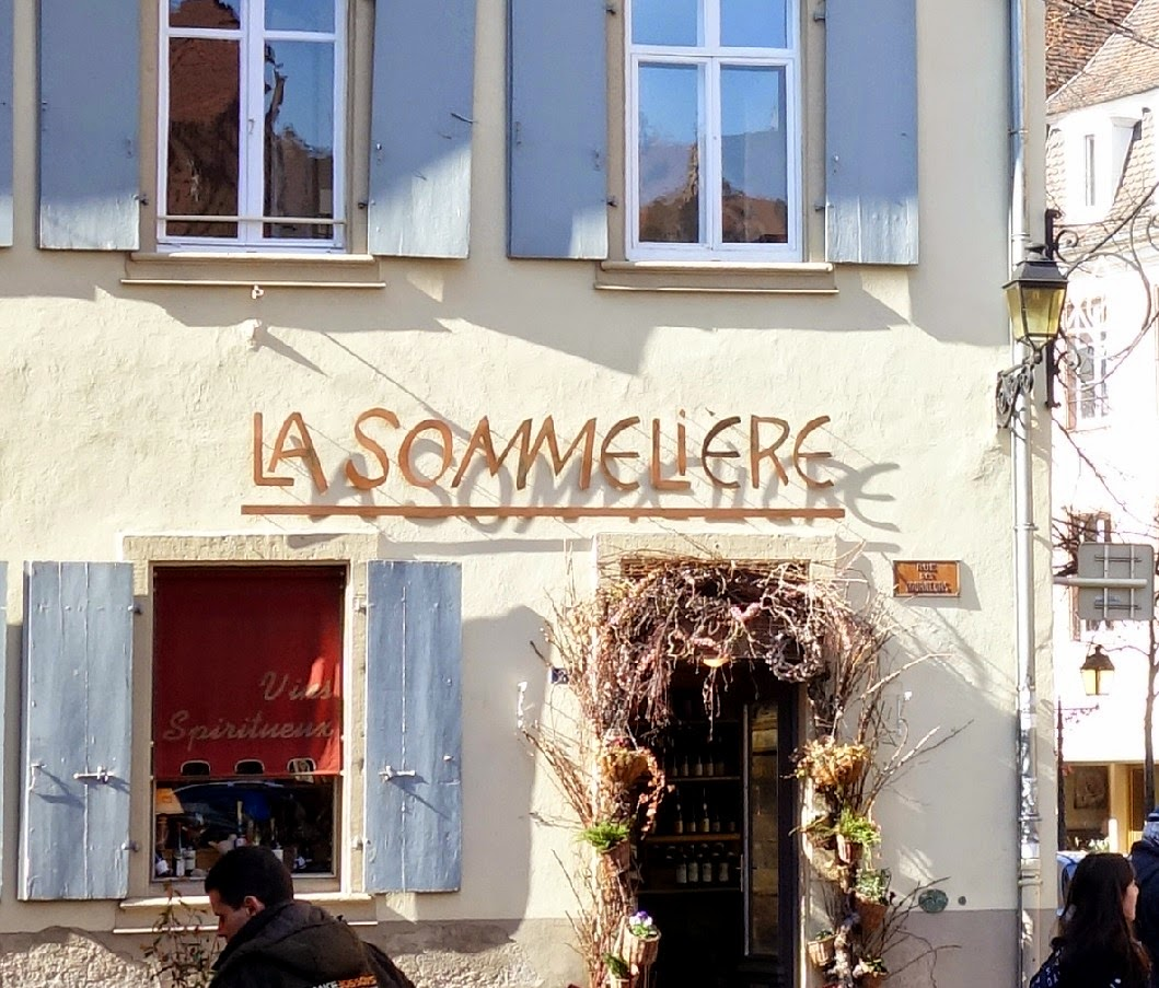 La Sommeliere ~ Colmar ~ France ~ Making on the Mountain ~ cymberrain