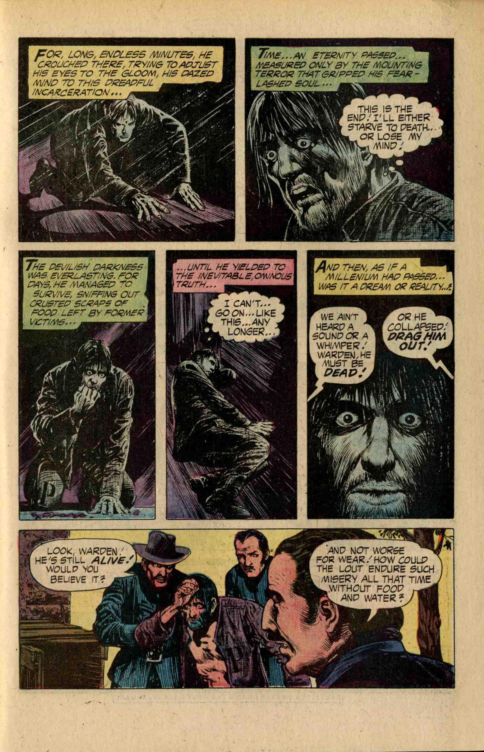 Read online Ghosts comic -  Issue #52 - 31
