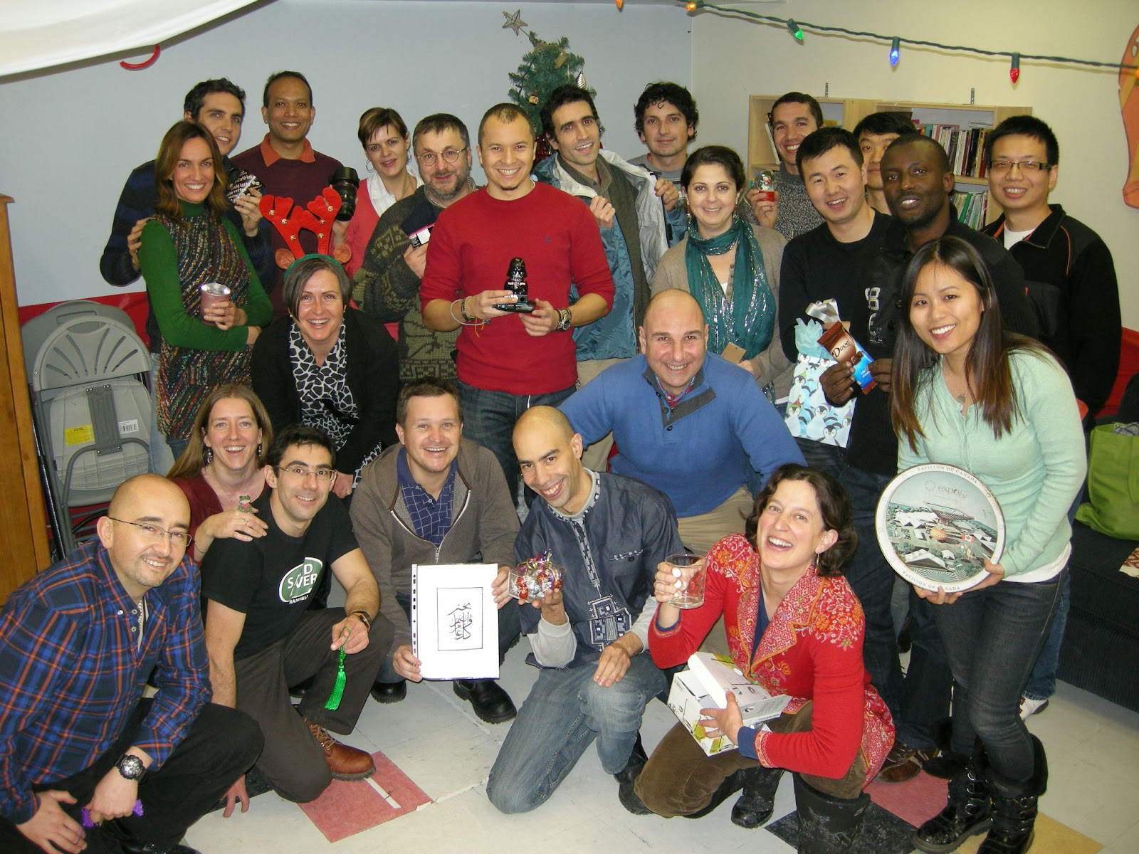 semaine des rencontres interculturelles 2013