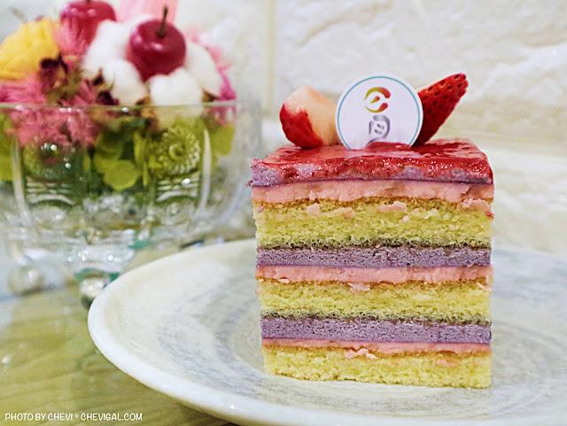 IMG 0469 - 台中甜點│日月手工坊,美到捨不得吃!夢幻彩虹與星空讓你一次就能擁有!