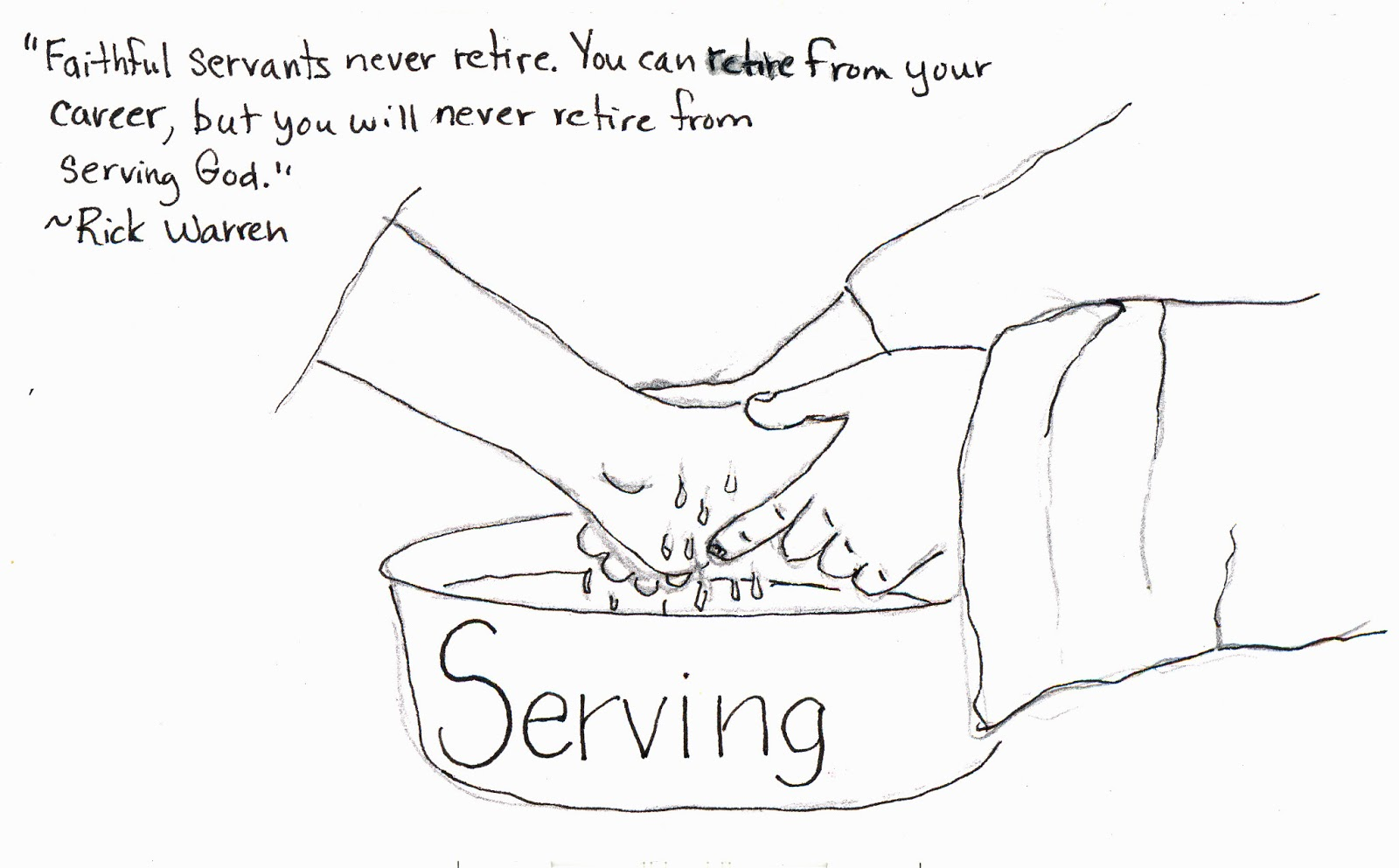 The Trek: SERVING