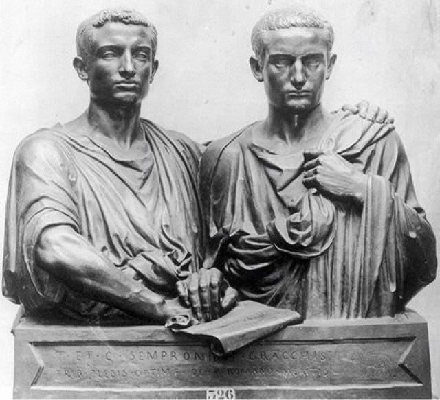 Hermanos Graco, República de Roma