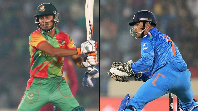 Ind Vs Ban Asia Cup 2016