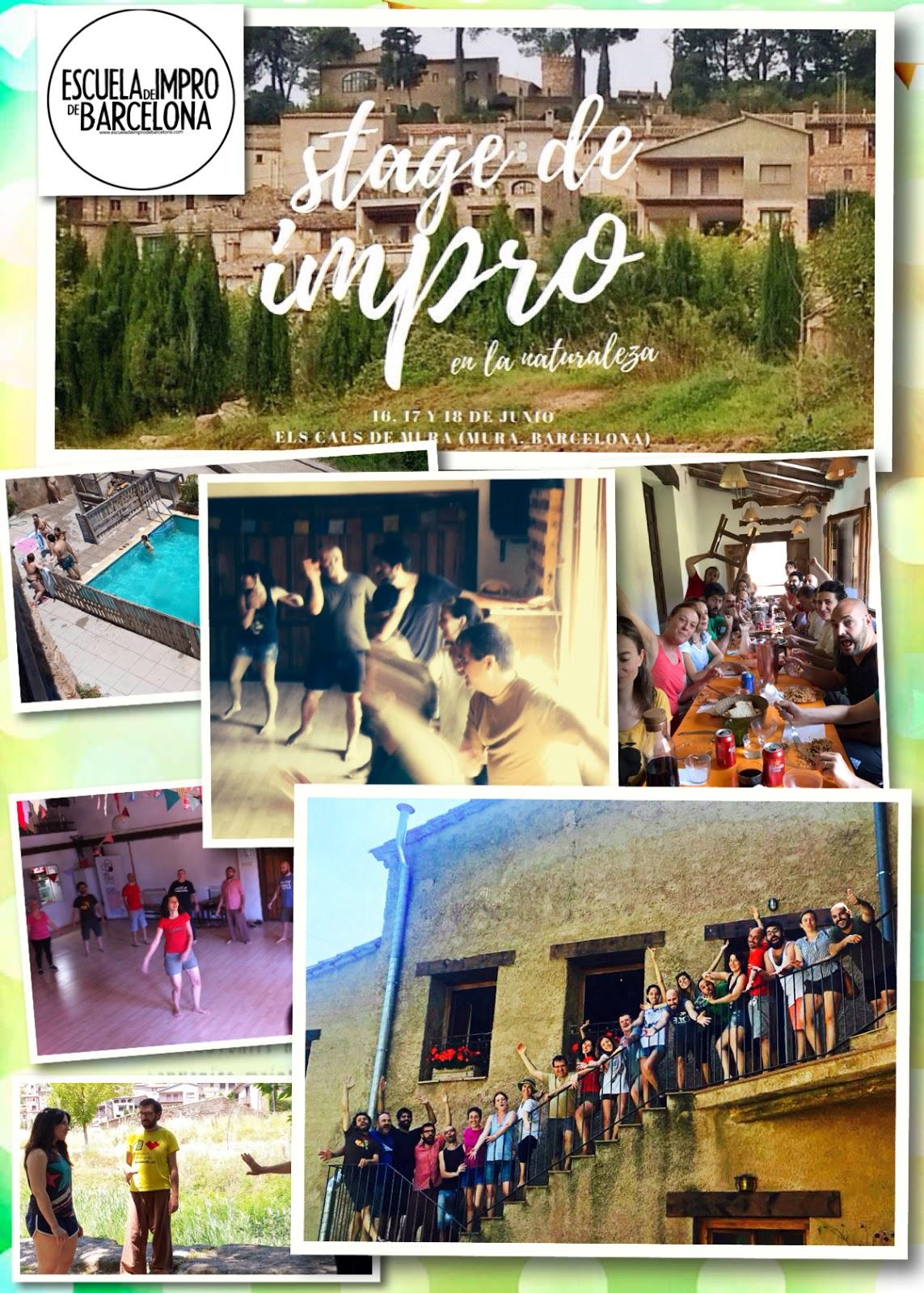 Escuela de impro de barcelona clases de improvisaci n for Escuelas de jardineria en barcelona