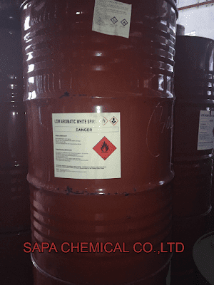 dung moii Low Aromatic White Spirit solvent