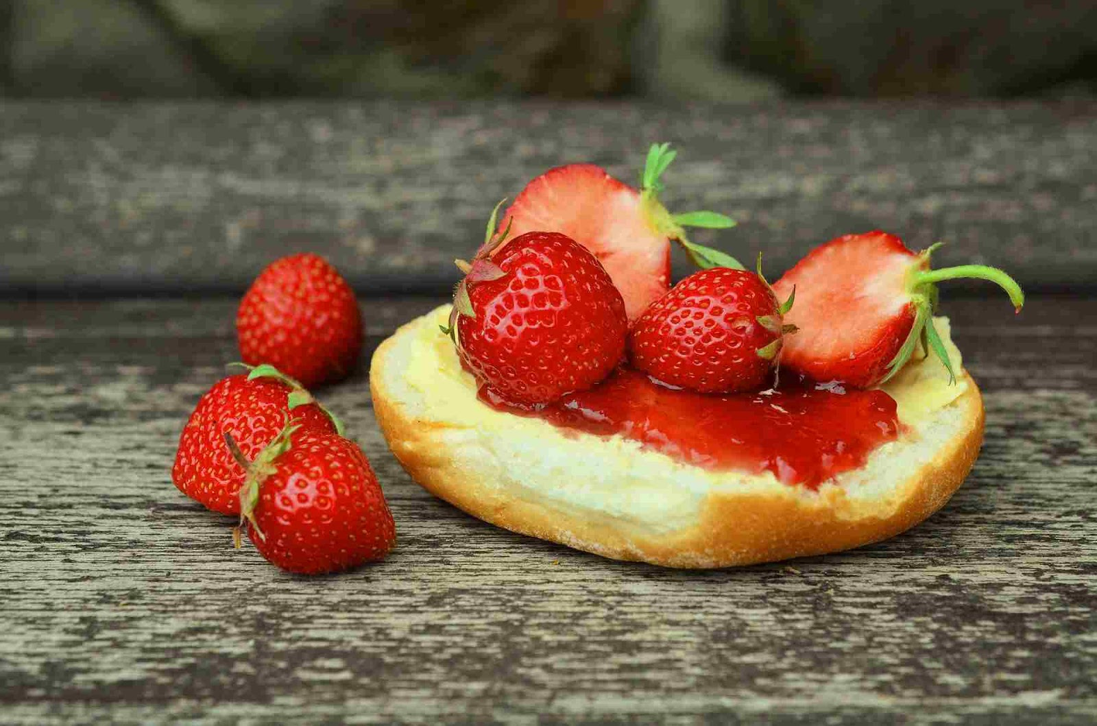 Baguio City pasalubong strawberry jam