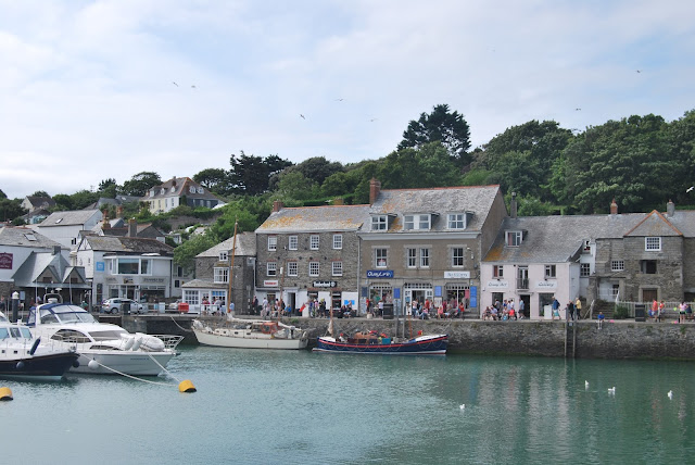 Padstow photo by modernbricabrac