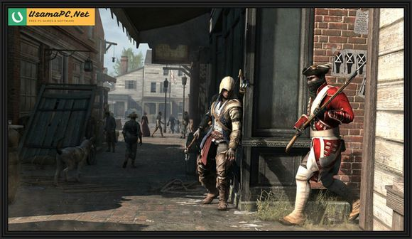 Assassin's Creed III PC Game Screenshot