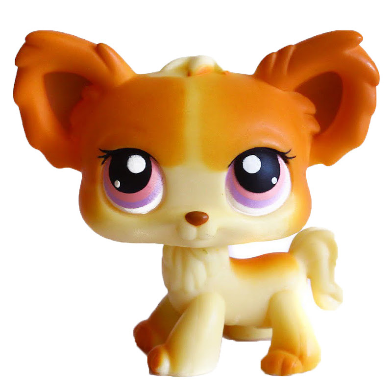 LPS Pink Generation 1 Pets | LPS Merch