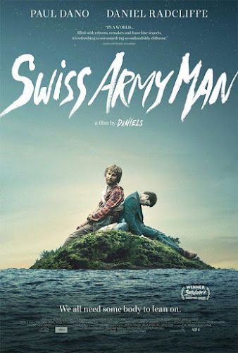 Swiss Army Man (BRRip 720p Ingles Subtitulada) (2016)