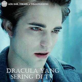 Dracula Yang Sering Di TV