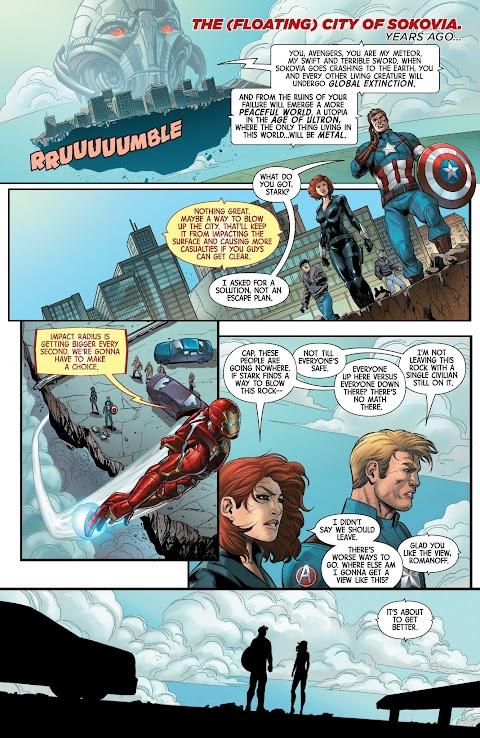 Captain Marvel Prelude Comic Read Online