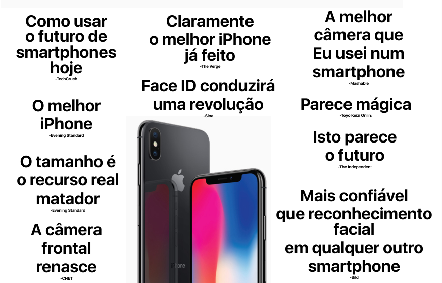 Review do iPhone X