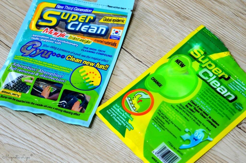 clean masa