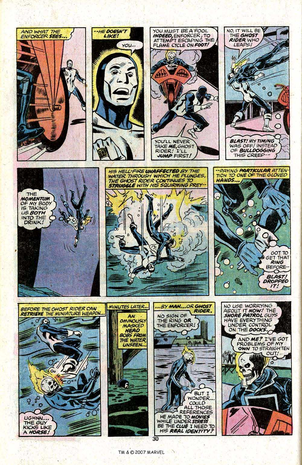Ghost Rider (1973) Issue #22 #22 - English 32