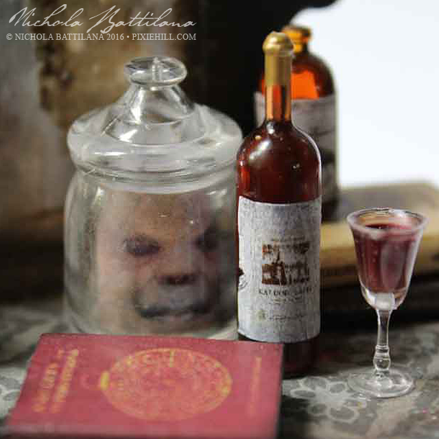 Grotty Goblin Dresser - Nichola Battilana