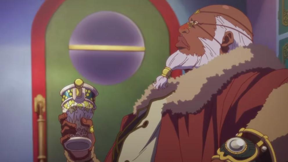 アニメ「バハソウル」5話感想:神サイドにムガロの正体が判明しカイザルとシャリオス17世との進展が!