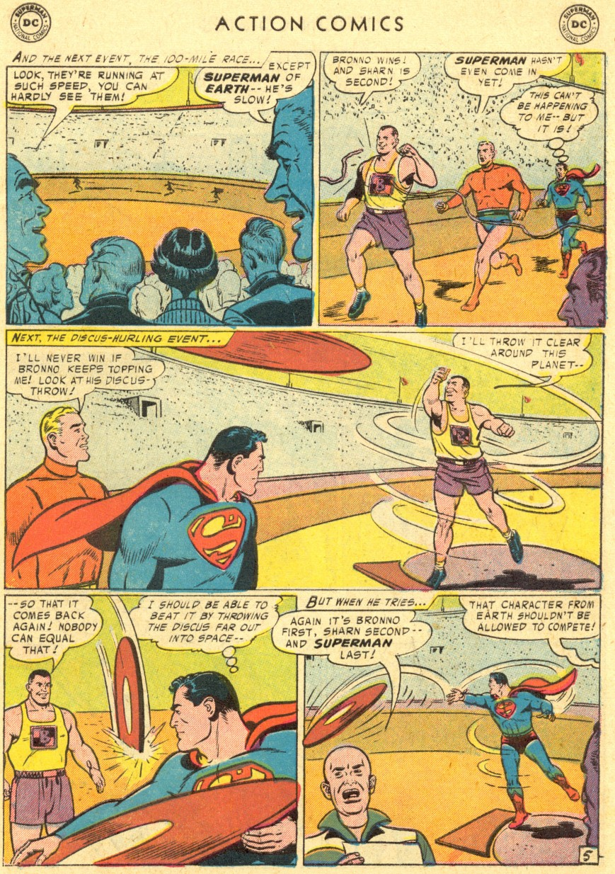 Action Comics (1938) 220 Page 6