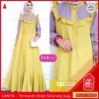 Jual RRJ045D132 Dress Valzie Maxy Wanita Sy Terbaru Trendy BMGShop