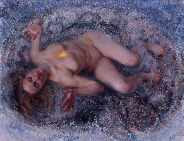 Аллегорические картины. Rose Frantzen 19