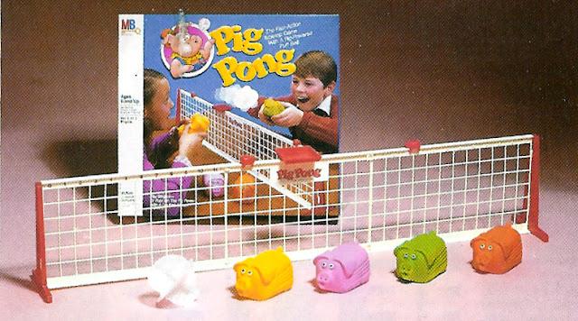 ... do Jogo Pig Pong