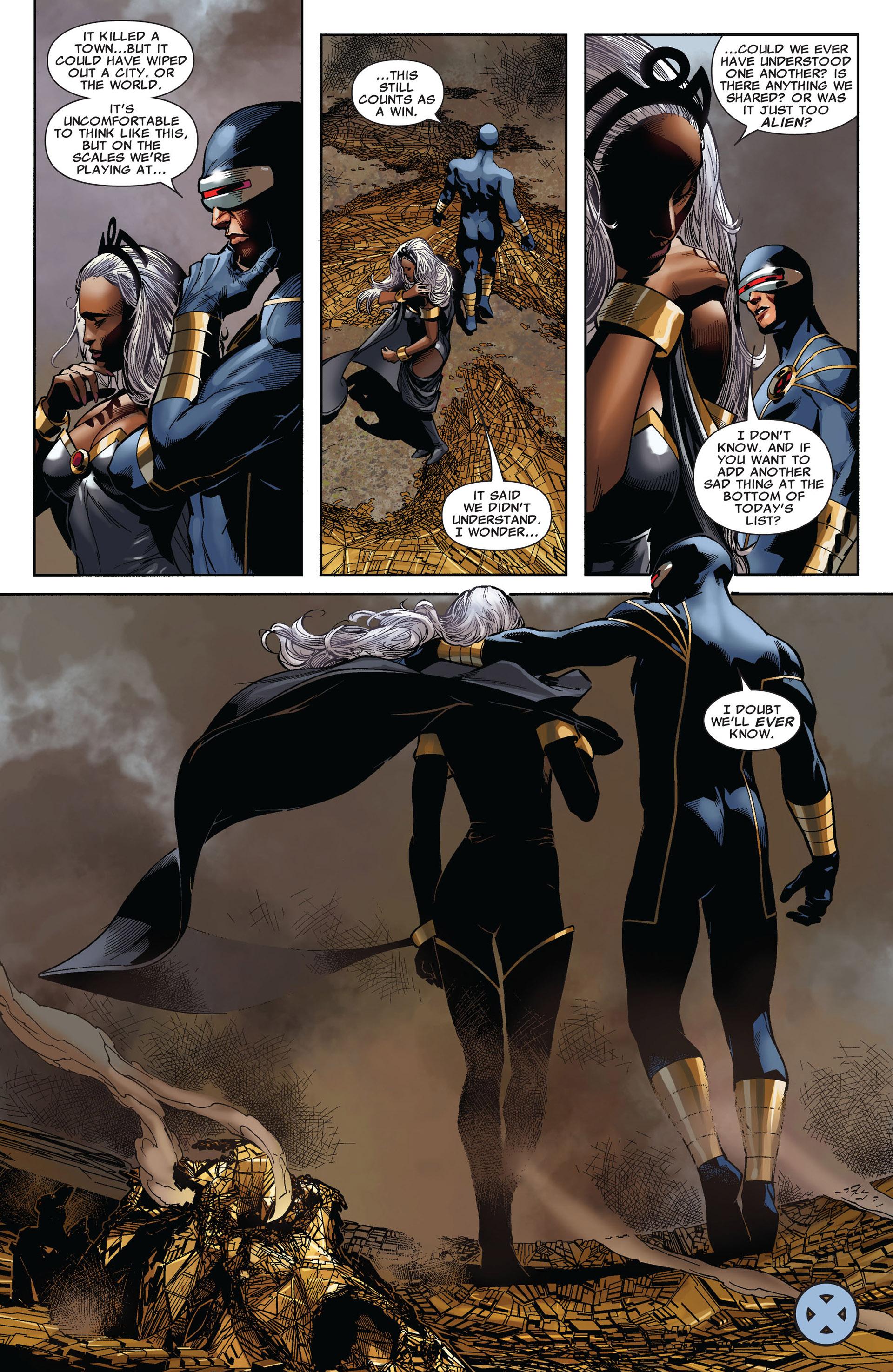 Read online Uncanny X-Men (2012) comic -  Issue #4 - 22
