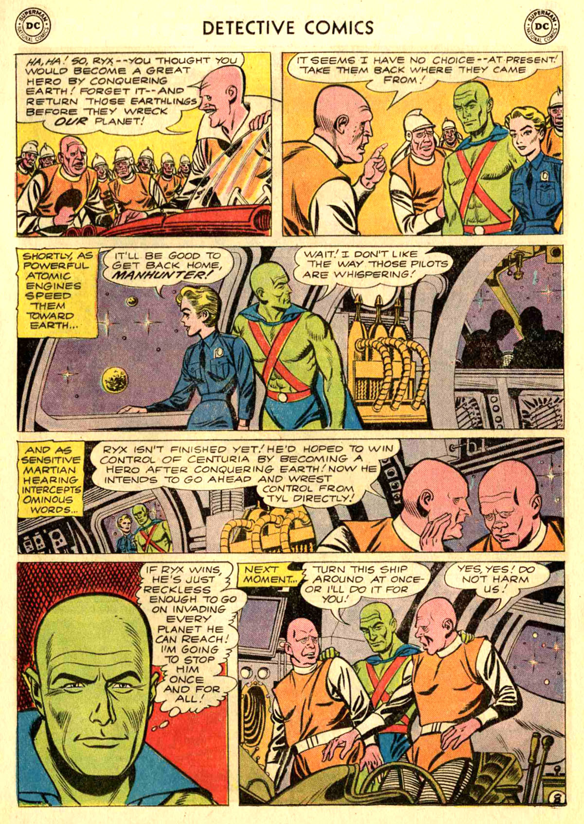 Detective Comics (1937) 309 Page 27