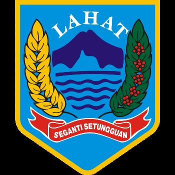 Logo Kabupaten Lahat PNG