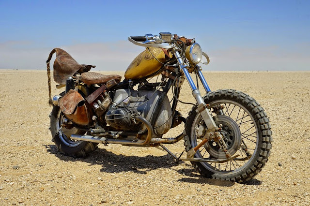 Motorcycle from Mad Max 15