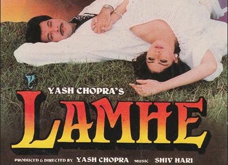 Lamhe 1991 Film Yash Chopra