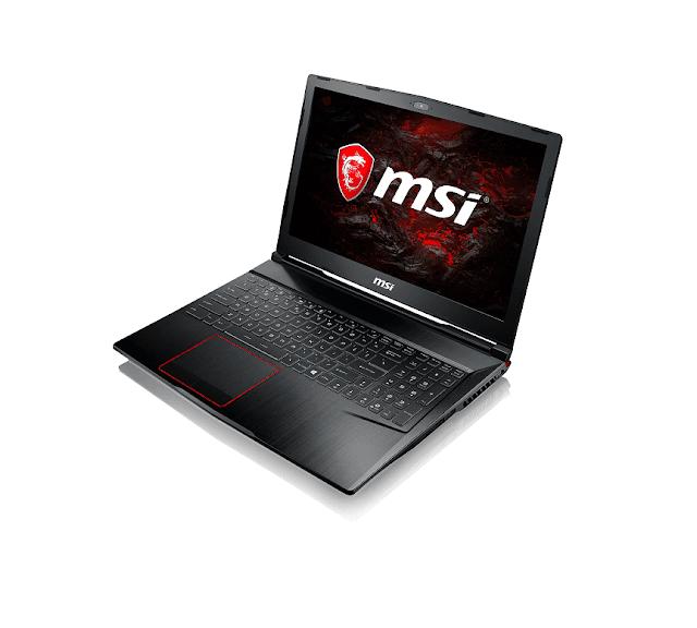 MSI GE63VR Raider Gaming Laptop