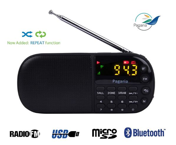 Digital Fm radio with usb