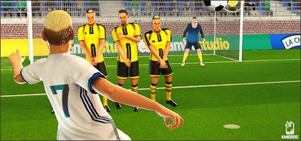 Dream Soccer Star v1.6 APK Mod [Dinheiro Infinito/Energia]