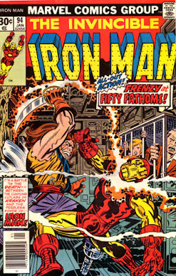 Iron Man #94