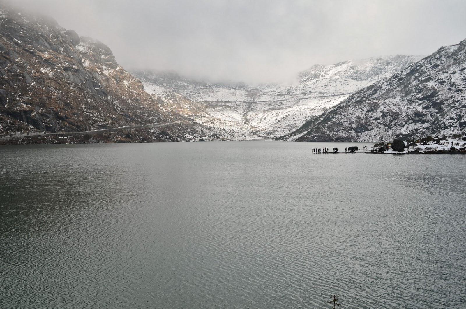 Tsomgo/Changu Lake, Sikkim, India