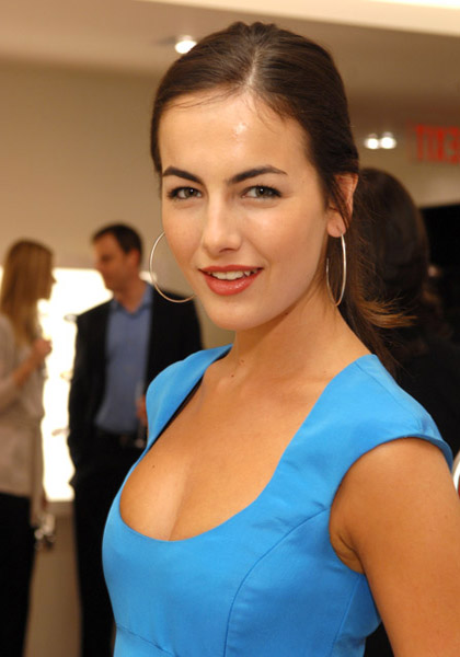 Hollywood Actress Camilla Belle Hot Pictures Tops